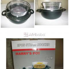 3-Piece 26cm Marry's POT