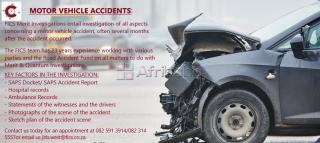 Road Accident Fund Investigations