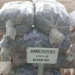 Amethyst available in 20kg bags