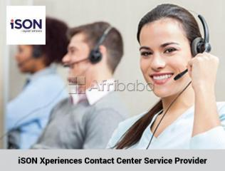 ISON Xperiences Contact Center Service Provider