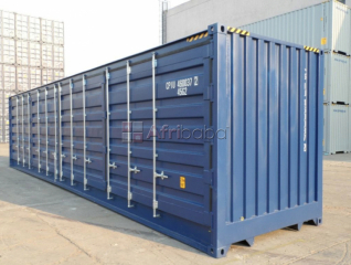 """12"""" meter (40 foot) shipping / cargo container"""