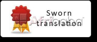 Certified sworn translation services in south africa