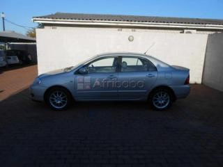 2007 toyota corolla sprinter 140i brackenfell available
