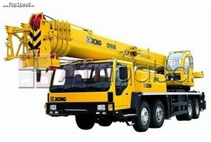 call for training in dump truck,over head crane