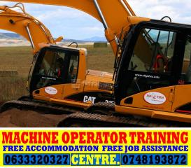 Dumptruck training center and boiler makers courses in germiston