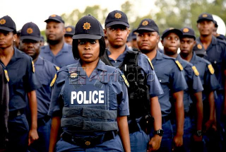 Police   Africa