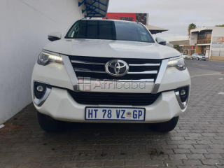 2018 toyota fortuner 2.8gd-6 auto for sale