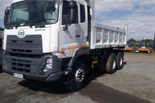 Nissan quester cwe 330 10m3 tipper
