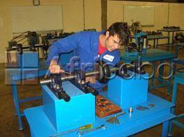 Aluminum welding or steel welding ,pipe fitting, Hazche training schoo