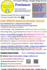 CV Designing/Business Online/Freelance/Entertainment: All My Services