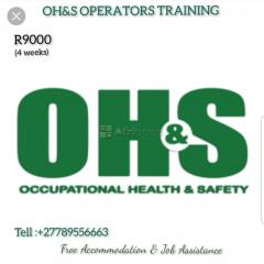 Oh&s training in cape town