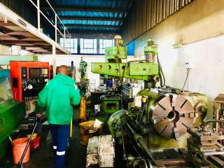 Fitter and tunner training school in germiston