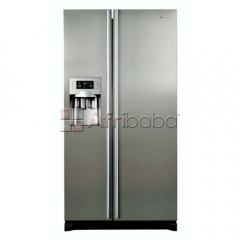 Samsung - 524ltr side by side fridge silver