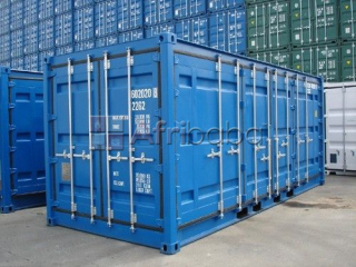 """6"""" meter (20ft) shipping / cargo container"""
