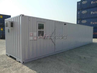 12 Meter (40Foot) Office Site Containers