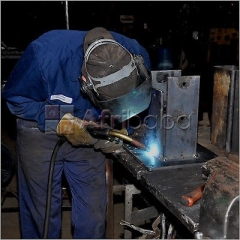 Co2 welding skills and heavy minning scoop machines oprating training