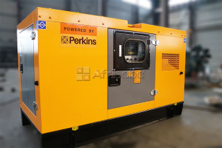 Perkins 10kva silent three phase diesel generator