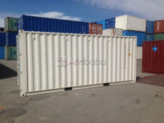 "6"" meter (20 foot) storage containers"
