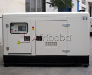 Cummins 60kva silent three phase diesel generator
