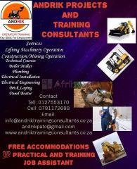 Front End Loader Truck Training Courses In Pretoria-