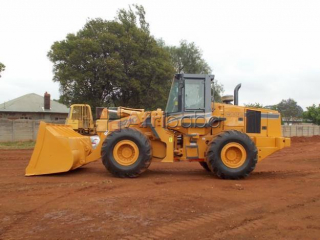 Front end loader operator training course in Rustenburg, South Africa