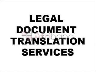 Legal translation services | eastern cape