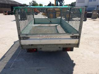 tipper trailers for sell