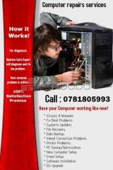 It solution / network setup / office setup / server / emails,it can be