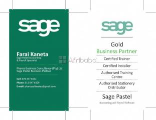 Intensive One-On-One Sage Pastel Partner/Xpress Training