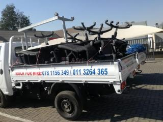Bakkies tipper for hire at affordable price for all  office removal