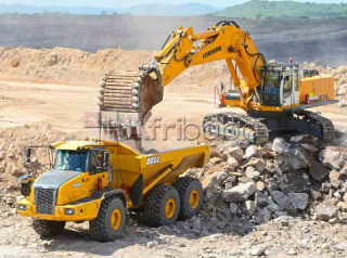 Dump truck,forklift, excavator training in Germiston