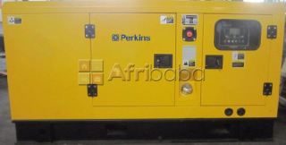 Buy perkins 25kva silent 3-phase ats diesel gen-set