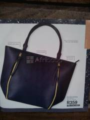 Royal Blue Handbag