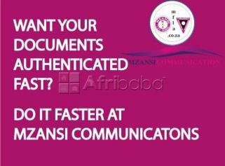 Authentication services | pretoria