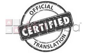 Sworn translation services | western cape