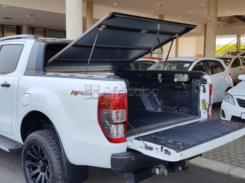 2017 Ford Ranger 3.2TDCi Double Cab Hi-Rider Wildtrak For Sale #1