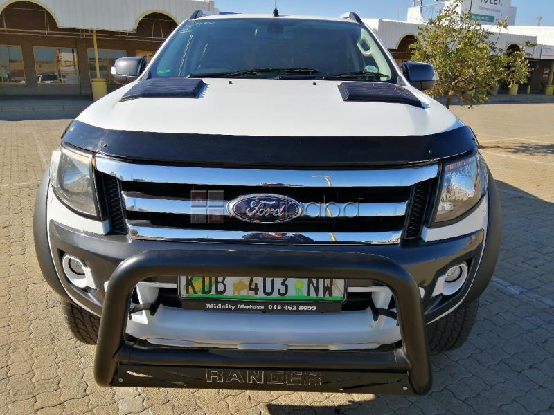2013 ford ranger 3.2tdci double cab 4x4 wildtrak #1