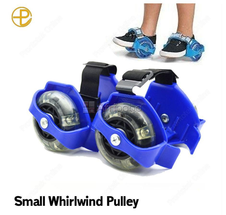 Roller Skates - Small Whirlwind Pulleys #1
