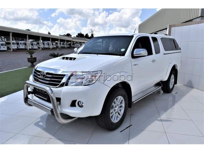 Toyota hilux extended cab #1