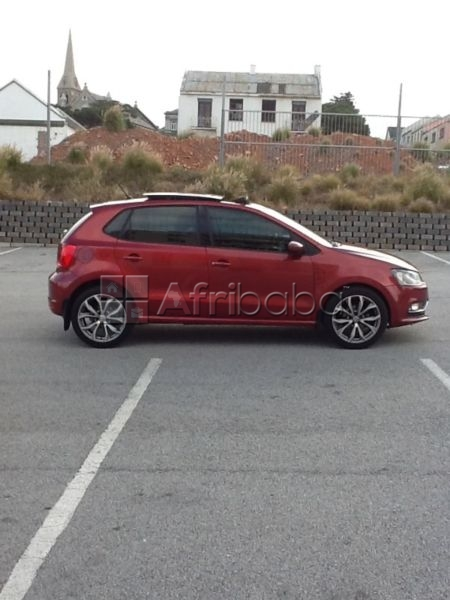Clean 2015 vw polo tsi available for sale. #1