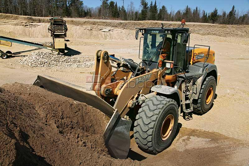 Front end loader operator training course in Rustenburg, South Africa #1