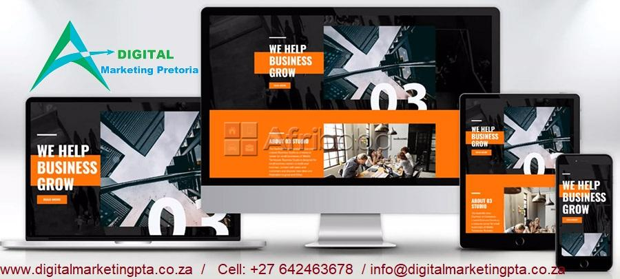 Website Design Company in Johannesburg Near Me in South Africa #1