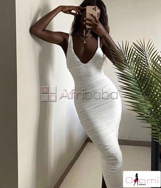The alexia ruched dress