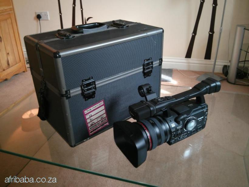 Canon XH A1 HD Professional Level Camcorder For Sale