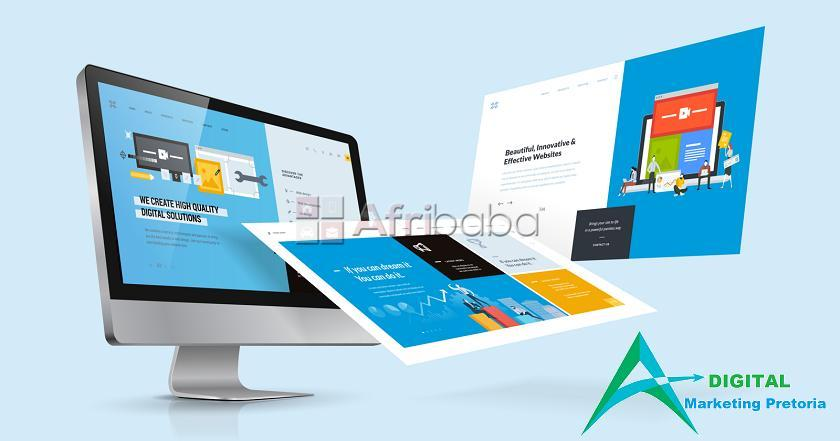Website Design Company in Johannesburg Near Me in South Africa