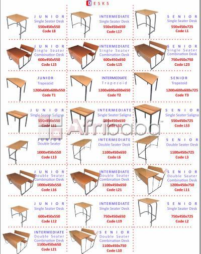 School and office furniture #1