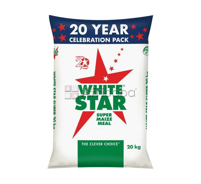 white star super maize meal on promotion! #1