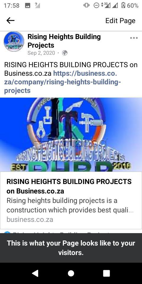Building  construction  and renovations #1