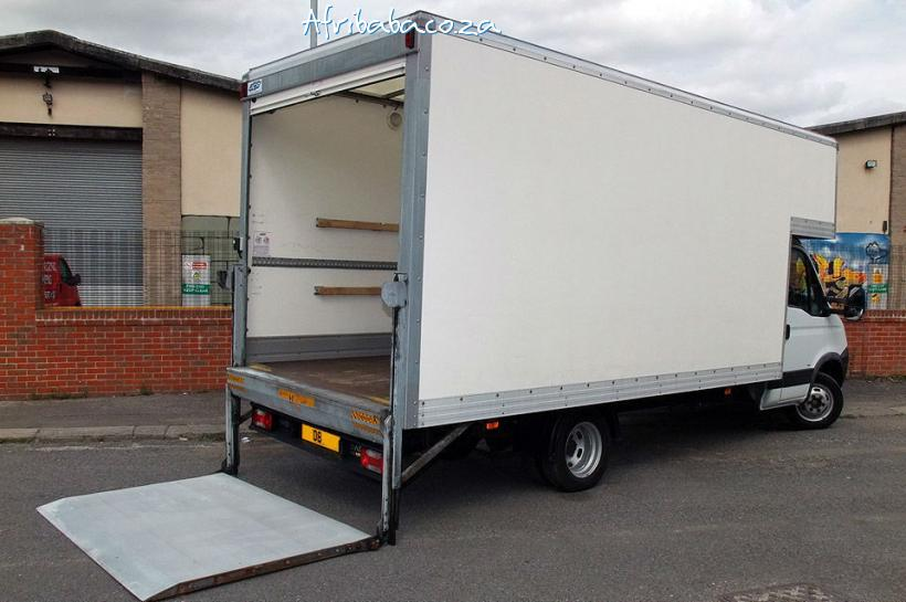 Furniture removals and truck hire #1