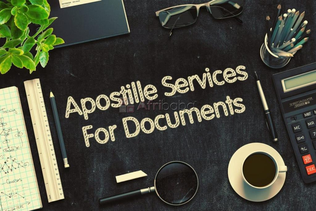 Apostille of documents in south africa